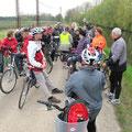 Auf den letzten km am Güstrow-Bützow-Kanal zurück nach Güstrow