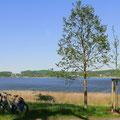 Blick auf den Selliner See