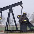 Abstecher zur Erdölförderung