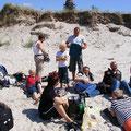 Allgemeine Sommerfreuden am Strand von Prerow