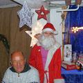 Huch und nun kommt noch der Nikolaus (Weihnachtsmann?)