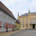 Der Marktplatz von Bützow