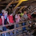 Auf Gewölbeführung im Münster