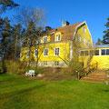 Ansicht Haupthaus Wintergarten