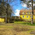 Ansicht Haupthaus und Gästehaus
