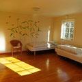 Vogelzimmer mit 3 Betten im Gästehaus