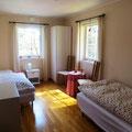 Trollzimmer mit 2 Betten im Gästehaus