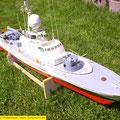 Graupner Schnellboot Wiesel