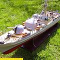 Robbe Mienensuchboot SCHÜTZE
