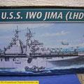 USS IWO JIMA LHD  Topmodell