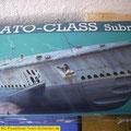 Revell U-Boot GATO Klasse