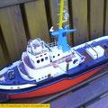 Billing Boats  Schlepper BANKERT