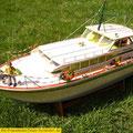 Graupner Yacht COMMODORE