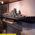 Schlachtschiff BLÜCHER  3,40m