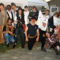 """""""Die Räuber sind los"""" war das Moto im Juni '97"""