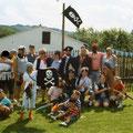 1993 fielen die Piraten in Güntersberge ein
