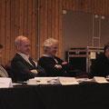 Die Jury v.l.n.r. Giovanni Vegeto, Barbara Minghetti, Dr. Eckard Tiemann, Marc Adam, Dirk Rehkessel