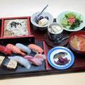 5.寿司亀 江戸前すし定食(またはちらし定食)