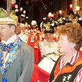 Udo Beyers ernannte die  Ehefrau unseres verstorbenen Präsidenten Frau Anni Kirschbaum zur Ehrenratsdame.
