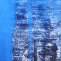 """""""Blaue Nacht"""" (80x120)"""