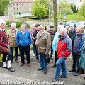 """Führung durch den """"Markgrafen Christian Heinrich von Bayreuth-Kulmbach"""" im Allertal Weferlingen — hier: Flecken Weferlingen"""