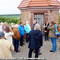 Turmbesteigung auf Schloss Altenhausen mit weitem Blick über die Altmark — hier: Schloss Altenhausen