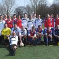 Freundschaftsspiel #6 gegen unsere Freunde von CSM am 25.03.2012
