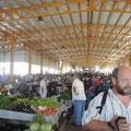 Auf dem Markt von Anamur