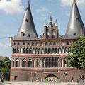 Lübeck - das Holstentor