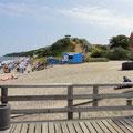 Strandzugang in Rerik