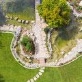 Neuanklage Garten in Würzburg