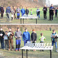 Fruehlingsturnier am 28.03.2015 in Teuchern Kiesgrube am Hundeplatz