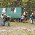 8. 3D Bogen-Jagd-Turnier am 02.11.2013 in Großjena