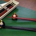箸置き人形(男女1組) 3,300円(税別)
