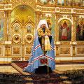 Владыка Иоанн в Свято-Николаевском соборе в Валуйках