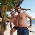 Dani, Hannes und Hummelberg in der Karibik 2014