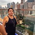 Petra Bauer in Hongkong 2018
