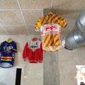 Preciosa colección de maillots