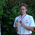 Europa- und Weltmeister Roland Raab 1999