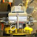 nach erfolgtem Umbau auf Zweikreis-Bremssystem Jahrgang 2011