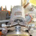 35 Jahre altes Einkreis-Bremsystem.....