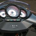 Bedienschalter für Umschaltung Benzin / Autogas / Dual Mode (Gas und Benzin)