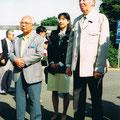 1995 Leiter mit Herrn Rode