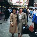 1987 Leiterin der Frauengr. Keiko Hayashi