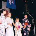 1987 Kinder mit ihren Gästen