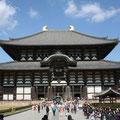 Gruppenreise Nara Todaiji Tempel