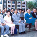 1995 Empfang im Rathaus