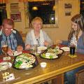 2012 Shinnenkai- beim Sushi essen
