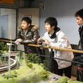 2012 die Schüler Im Miniaturwunderland