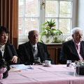 Jubiläumsbesuch 2015 Empfang im Rathaus